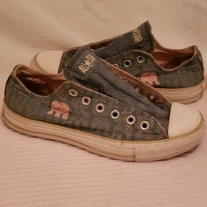 Converse All Stars Elephant Sneakers